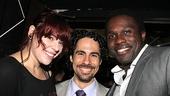 Bring It On Opening Night – Alysha Umphress – Alex Lacamoire – Joshua Henry