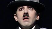 Rob McClure as Charlie Chaplin in Chaplin.