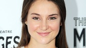'Book of Mormon' LA Opening—Shailene Woodley