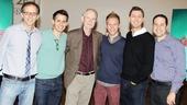'A Christmas Story' Meet and Greet — John Rando — Benj Pasek — Joseph Robinette — Justin Paul — Warren Carlyle — Ian Eisendrath