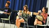 Bare – Rehearsal – Ariana Groover – Elizabeth Judd – Sara Kapner