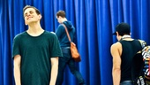 Bare – Rehearsal – Taylor Trensch