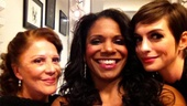 What a powerhouse trio! Linda Lavin, Audra McDonald and Anne Hathaway join their voices on the great Kander & Ebb score of Cabaret.