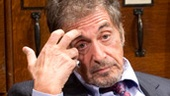 Al Pacino as Shelly Levene in Glengarry Glen Ross.