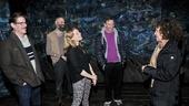 Danny DeVito and Rhea Perlman at Peter and the Starcatcher – Rick Holmes – Matt D'Amico – Arnie Burton – Celia Keenan-Bolger – Rhea Perlman