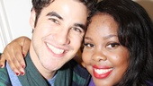 Cotton Club Parade- Darren Criss- Amber Riley