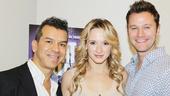 Flashdance Meet and Greet – Sergio Trujillo – Emily Padgett – Matthew Hydzik