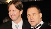 Les Miserables London premiere – Tom Hooper – Russell Crowe