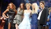 Viva Forever opening night – Melanie Chisholm – Melanie Brown – Geri Halliwell – Emma Bunton – Victoria Beckham