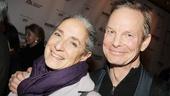 'Picnic' Opening Night — Martha Roth — Bill Irwin