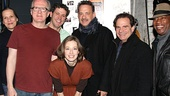 Who's Afraid of Virginia Woolf? – Tom Hanks and Peter Scolari Visit – Amy Morton – Tracy Letts – Madison Dirks – Carrie Coon – Tom Hanks – Peter Scolari – Marc Damon Johnson