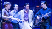 Show Photos - Million Dollar Quartet - tour - Ben Goddard - James Barry - Cody Slaughter - David Elkins