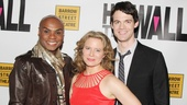 Hit the Wall- Nathan Lee Graham- Jessica Dickey- Ben Diskant