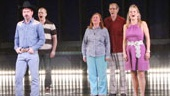 Hands on a Hardbody – Opening Night – cast