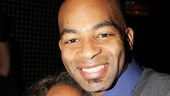 'Motown' Family Night — Louvain Demps — Brandon Victor Dixon