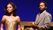 Show Photos - Motown the Musical - Valisia LeKae - Brandon Victor Dixon