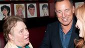 Rascals Opening Night – Eddie Brigati – Bruce Springsteen – Patti Scialfa