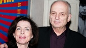 Rascals Opening Night – David Chase – wife