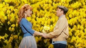 Kate Baldwin as Sandra Bloom and Norbert Leo Butz as Edward Bloom in Big Fish.