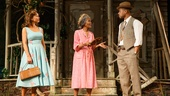Show Photos - <i>The Trip to Bountiful</i> - Vanessa Williams - Cicely Tyson - Cuba Gooding Jr.