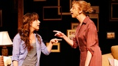 Leslie Kritzer and Catherine Cox in The Memory Show.
