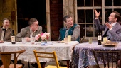 Show Photos - <i>Nikolai and the Others</i> - Michael Cerveris - John Glover - John Procaccino - Stephen Kunken