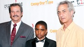 Our Time Gala – Ron Guidry – Saadiq Wicks – David Strathairn