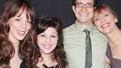 The Memory Show – Opening Night – Leslie Kritzer – Sara Cooper – Zach Redler – Catherine Cox