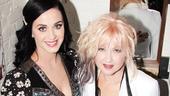 Kinky Boots- Katy Perry- Cyndi Lauper