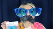 2013 BACA Photo Booth – Annaleigh Ashford
