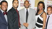 Broadway in South Africa – 5th anniversary – Ryan Shaw - Jesse Neager – Brandon Victor Dixon - Rebecca Covington – Gilbert Bailey