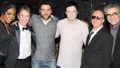 Pippin – Martin Short Backstage Visit – Patina Miller – Martin Short – Josh Radnor – Matthew James Thomas – Paul Shaffer – Eugene Levy