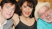 Matthew James Thomas, Andrea Martin and Terrence Mann play three generations of royalty in the beloved musical Pippin.