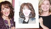 Pippin - Andrea Martin Sardi's Portrait – Andrea Martin – Debra Monk