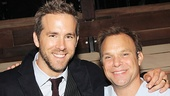 Blake Lively and Ryan Reynolds at Big Fish – Ryan Reynolds – Norbert Leo Butz