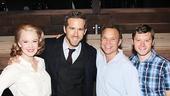 Blake Lively and Ryan Reynolds at Big Fish – Ryan Reynolds – Kate Baldwin – Norbert Leo Butz – Bobby Steggert