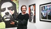Sutton Foster Art Gallery Opening – Julien Havard