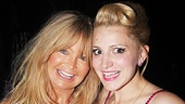Goldie Hawn & Kurt Russell at Kinky Boots – Goldie Hawn – Annaleigh Ashford