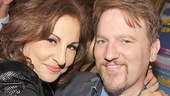 Big Fish – Opening Night – Kathy Najimy – Dan Finnerty