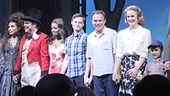Bravo! The cast of Big Fish takes a gigantic Broadway bow.