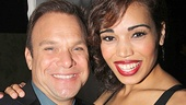 Ciara Renee, who makes her Broadway debut in Big Fish, is thrilled to star alongside her idol Norbert Leo Butz.