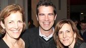 Fun Home Opening Night – Barbara Whitman – Mike Isaacson – Kristin Caskey
