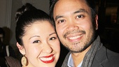 Fun Home Opening Night – Ruthie Ann Miles – Jose Llana