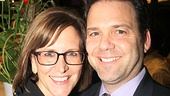 Fun Home Opening Night – Kristin Caskey – Tom Lemaire