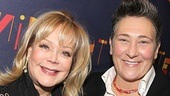 After Midnight opening night – Candy Spelling – K.D. Lang