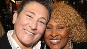 After Midnight opening night – K.D. Lang – Darlene Love
