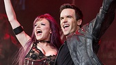 Show Photos - We Will Rock You - tour - Ruby Lewis - Brian Justin Crum