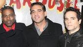 Domesticated Opening Night – Chris Rock – Bobby Cannavale – Yul Vasquez