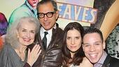 Domesticated Opening Night – Mary Beth Peil – Jeff Goldblum – Mia Barron – Robin De Jesus