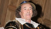 In the first of a two-show opening day, title star Mark Rylance soaks in the applause for his work in Richard III.